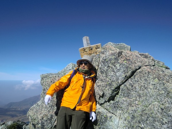 SS⑳立山三山最高峰大汝山3015m頂上.jpg
